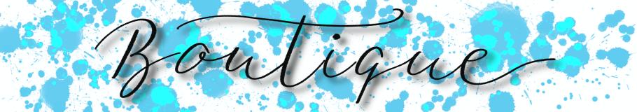 boutique de calligraphie